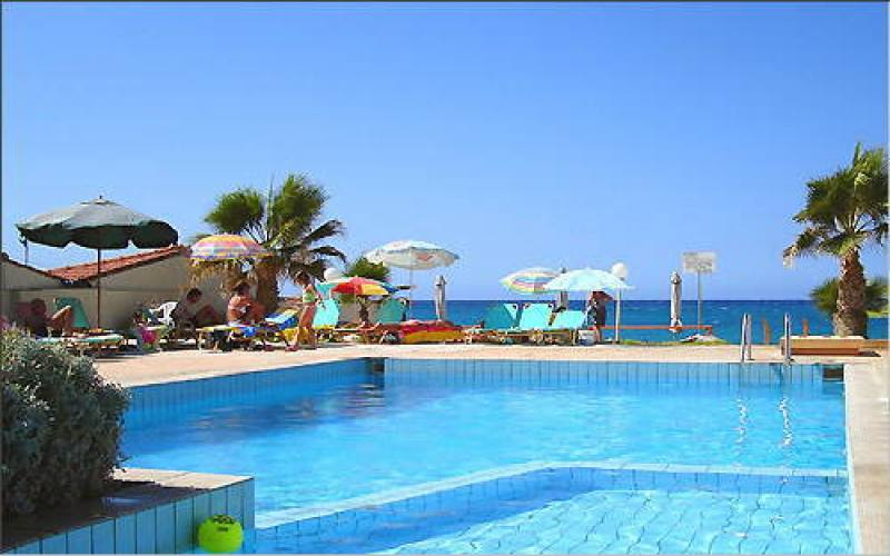 Hotel Sea Front - Adele - Rethymnon Kreta